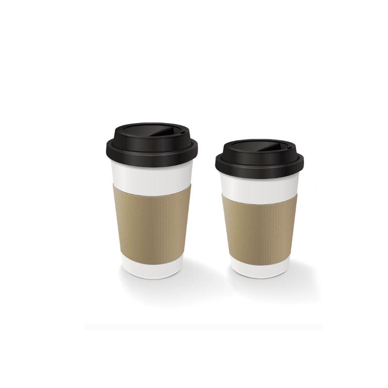 豆浆纸杯印刷,豆浆杯制作,热饮杯定制,咖啡杯设计_印无忧设计印刷厂